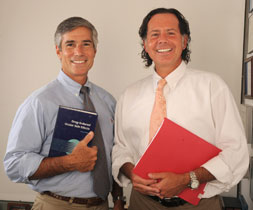 Dr. Jay Stockman and Dr. Brian Lewy